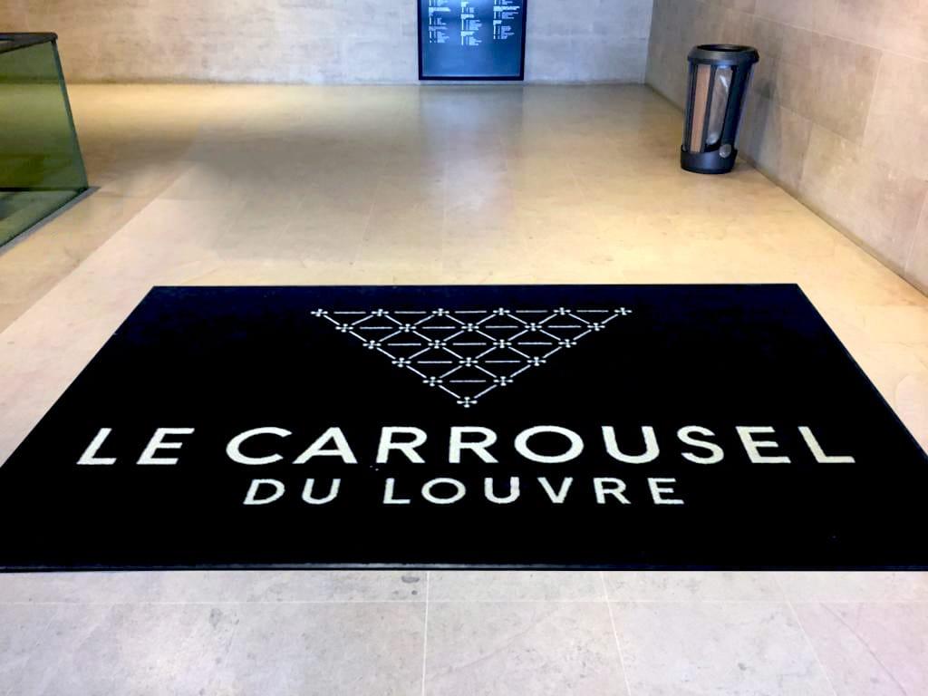 Anti salissure Le Carrousel du Louvre