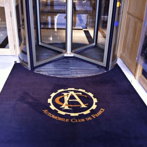 Tapis Anti-salissure Automobile Club De France
