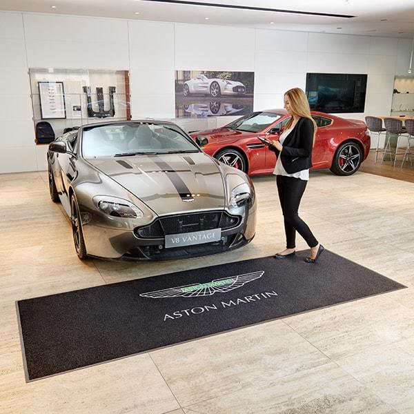 Tapis Anti-salissure Aston Martin